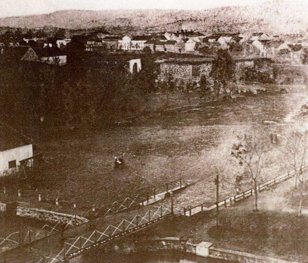 huvudporten och bastion Adolphus
