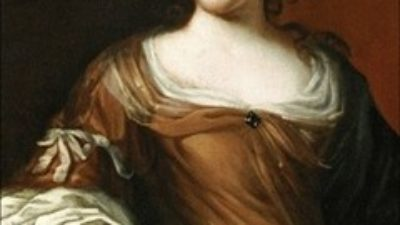 Porträtt på Agneta Horn