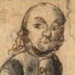 Illustration av en person med längre hår som lockar sig.