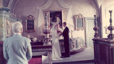 Ett bröllop