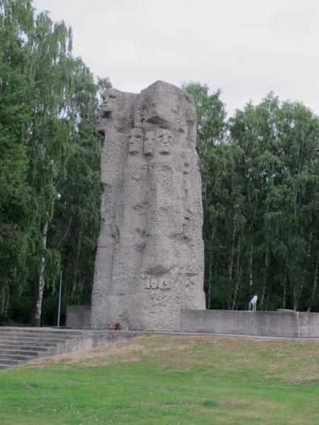 Bild på ett väldigt monument.
