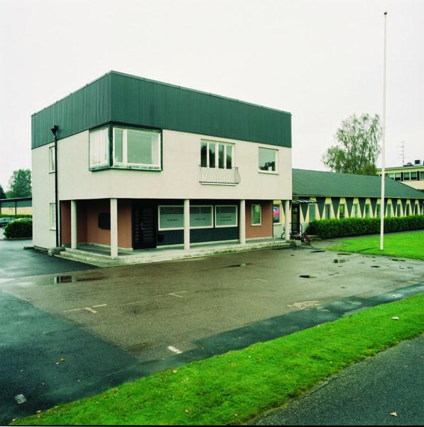 Kontors- och fabriksbyggnad för EWÅ