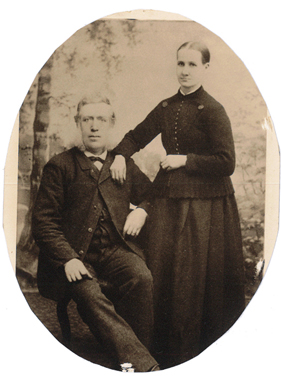 Gustaf Adolf och Kristina Catoni