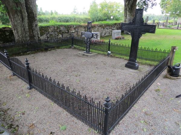 Ingatorps kyrkogård