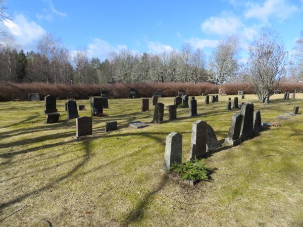 Norra Solberga kyrkogård