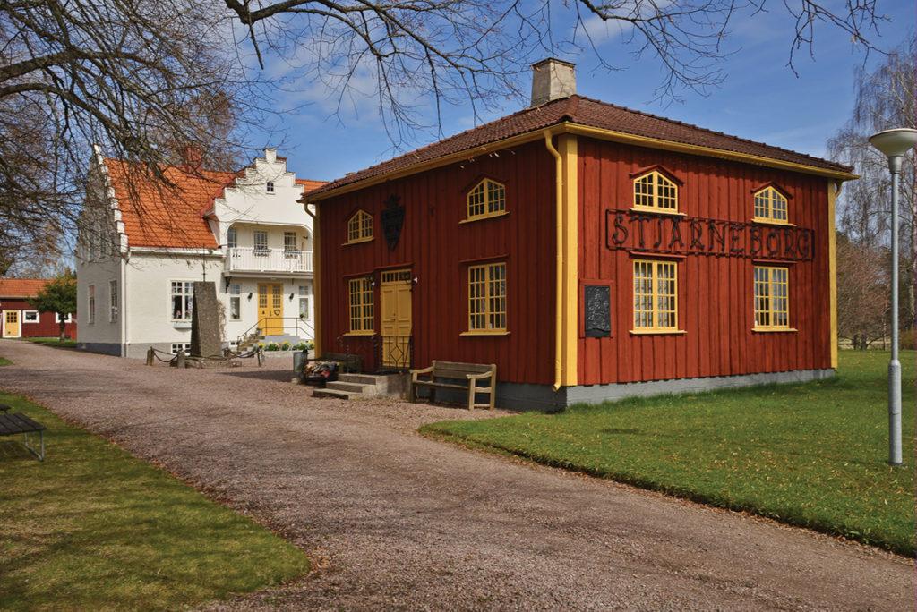 Stierngranats museum. Foto Jönköpings läns museum.