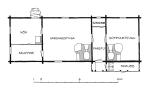 Exempel på ett sydgötiskt hus
