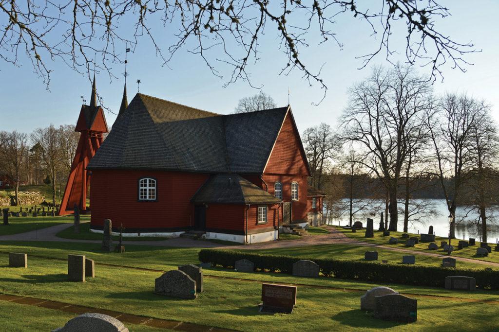 Bottnaryds kyrka.
