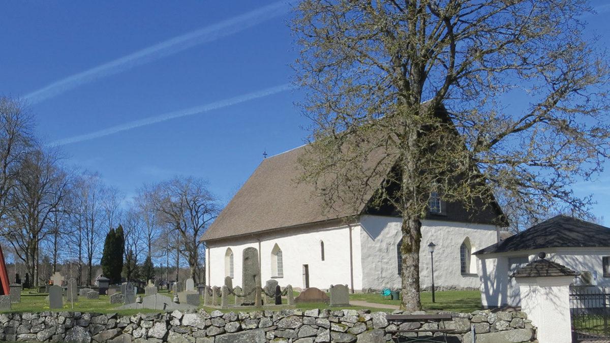 Norra Sandsjö kyrka.