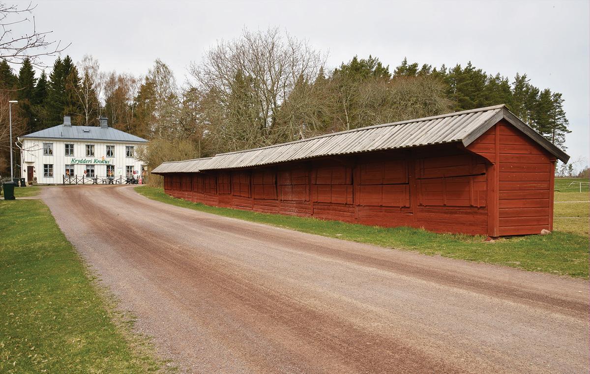 Marknadsbodarna I Adelov Jonkopings Lans Museumjonkopings Lans