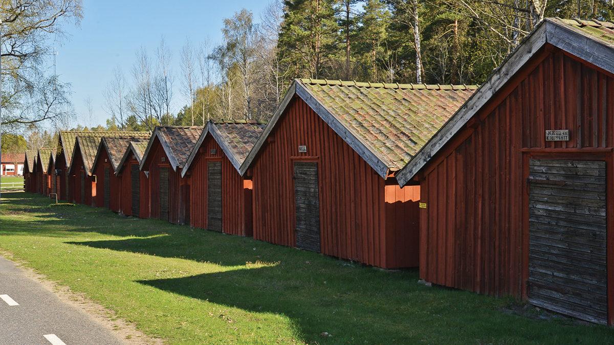 Kyrkstallarna i Åker