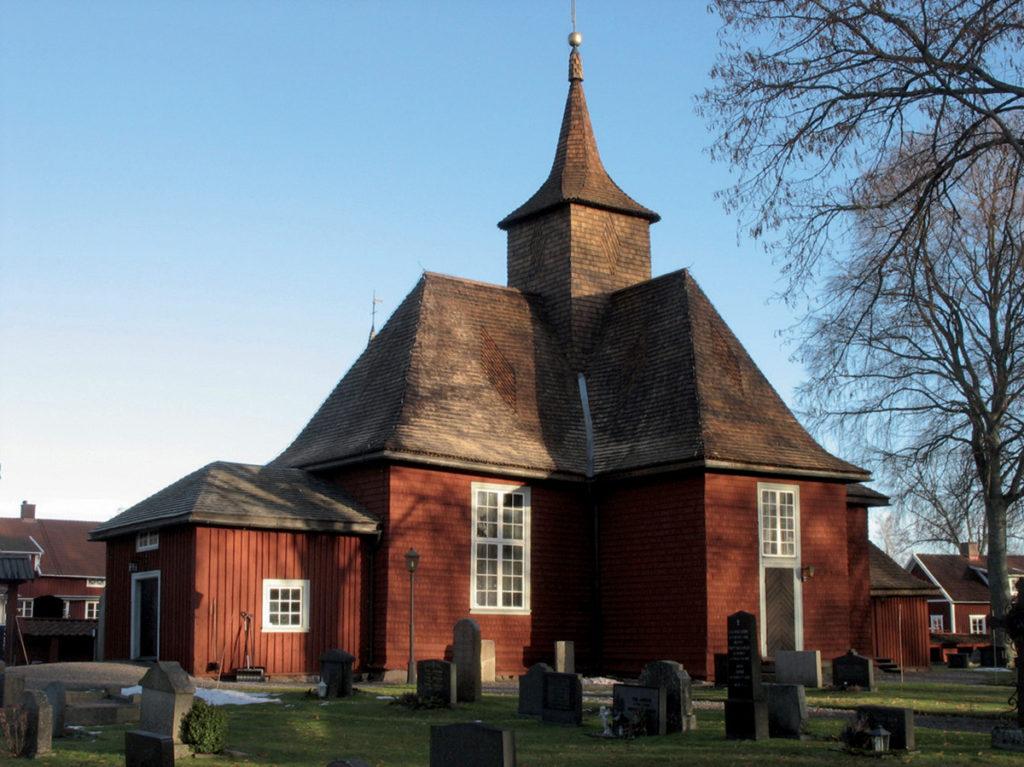 Brandstorps kyrka.