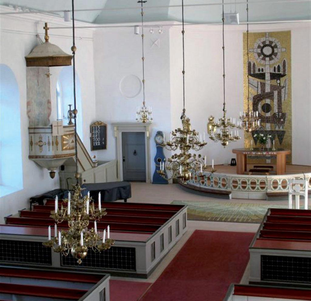 Skärstads kyrka.