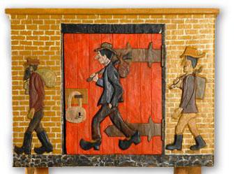 Bild på Naiv Konst