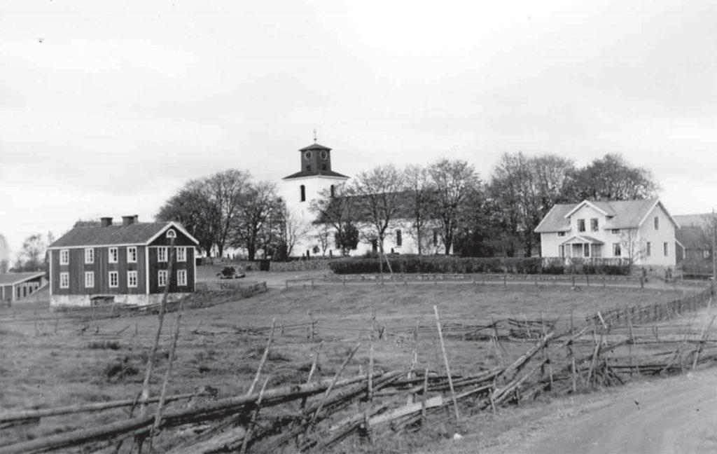 Kyrkan år 1939.