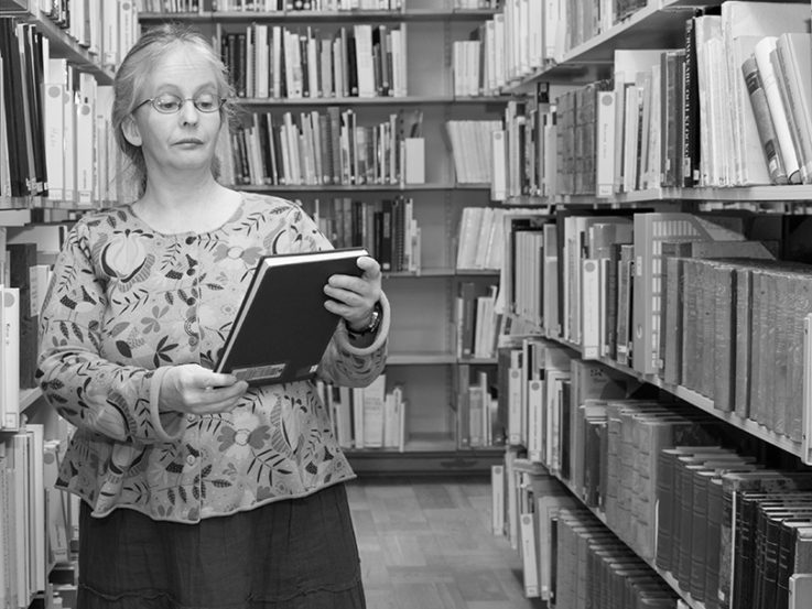 Medarbetare Karin Kristofferson