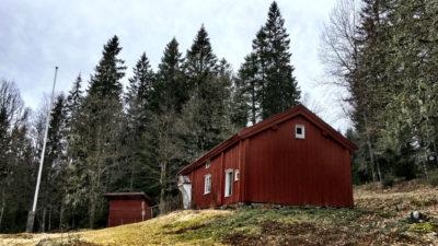 Hembygdsgården i Åsenhöga
