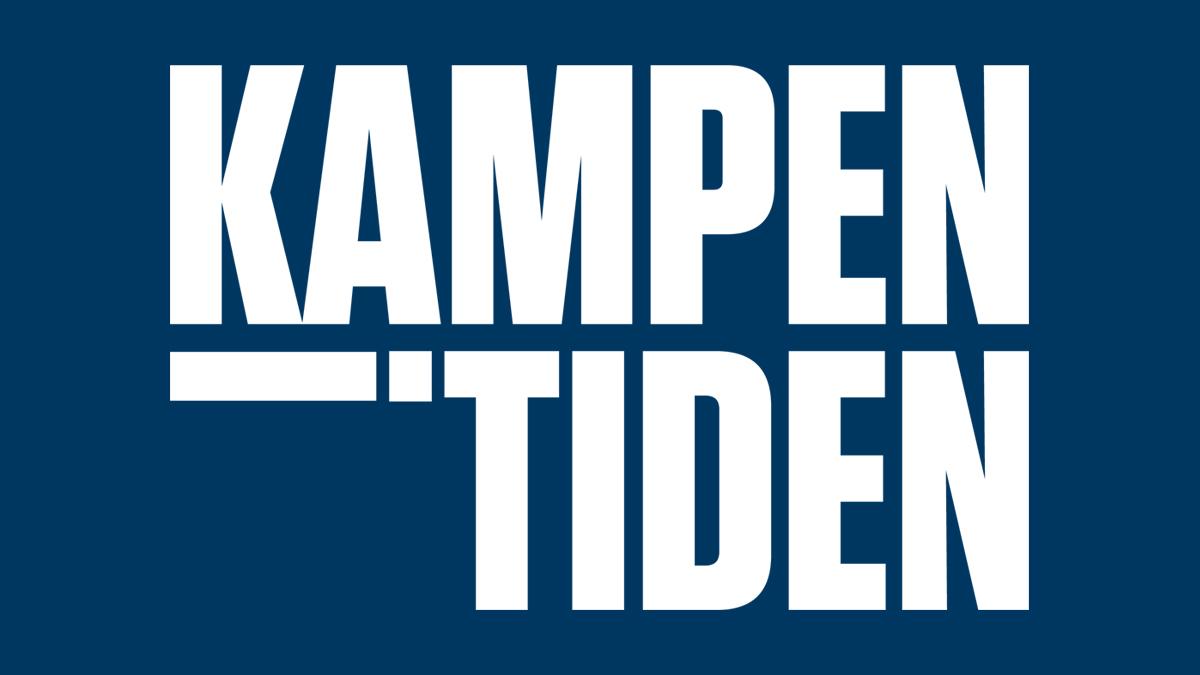 Logo för utställningen Kampen i Tiden på Jönköpings läns museum
