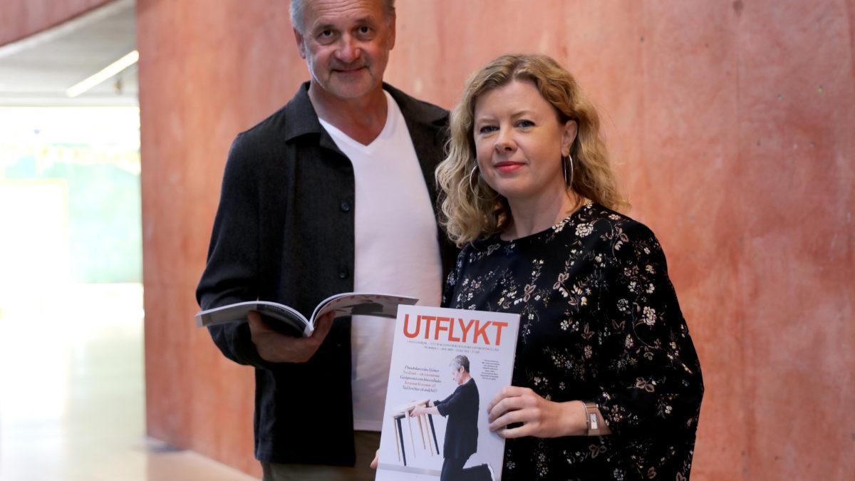Sergei Muchin och Anna Stålhammar