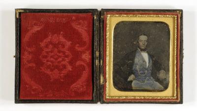 Ett av de äldsta fotona i Jönköpings läns museums arkiv