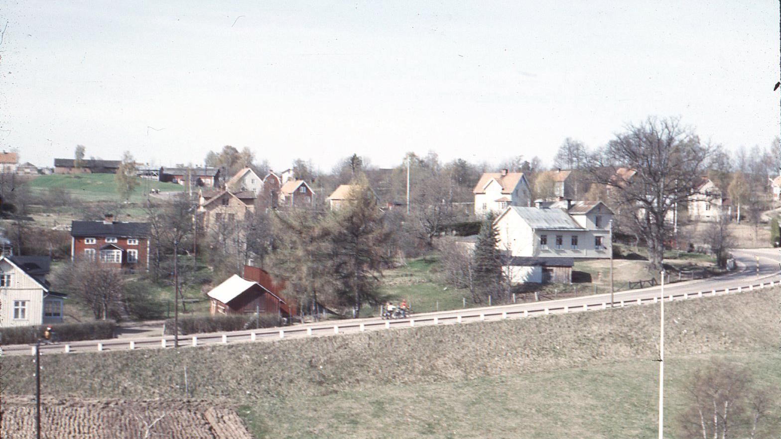 Äldre foto från Mariebo, Jönköping